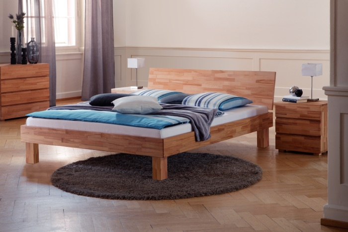 g nstige m bel online bestellen hasena woodline cantu bett. Black Bedroom Furniture Sets. Home Design Ideas