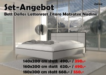 Dallas Set-Angebot
