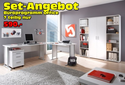 Büroprogramm Office