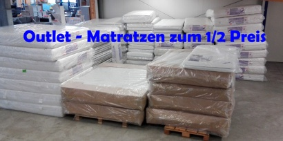 Outlet-Matratzen
